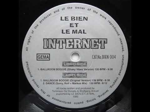 INTERNET   ballroom boggie