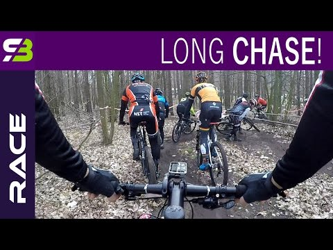 My Long Chase Through Switchbacks... Full XC Race - Bull Hill 2017.