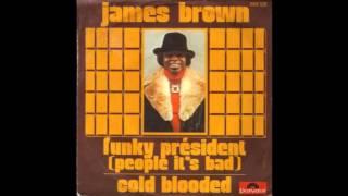 JB - Funky President