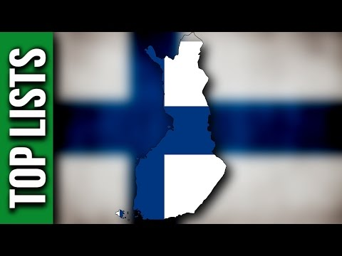 10 Things You Didn't Know About Finland