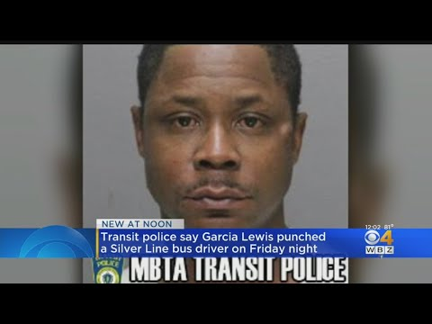 Man Arrested For Punching MBTA Bus Driver In The Face '10 To 12 Times'