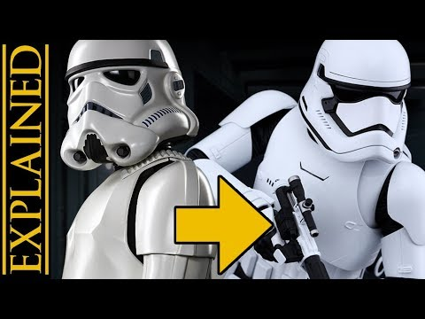 Timeline of the First Order Between Return of the Jedi and The Force Awakens