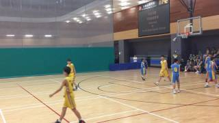 2017-02-21 元朗區校際籃球比賽(決賽)