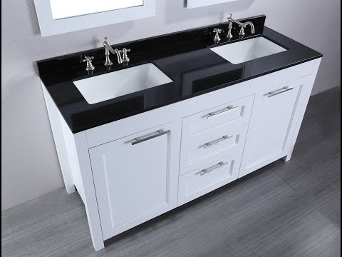 Picturesque Narrow Depth Vanities Ideas