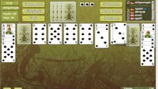 solitaire spielen online