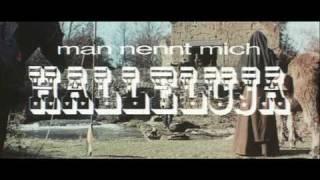 Man nennt mich Halleluja (1971) german Trailer