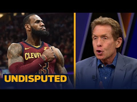 Shannon and Skip disagree that LeBron joining the Golden State Warriors is a good move | UNDISPUTED