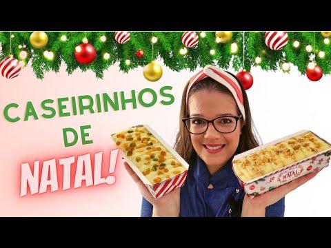 CASEIRINHO DE NATAL - RECEITA COMPLETA