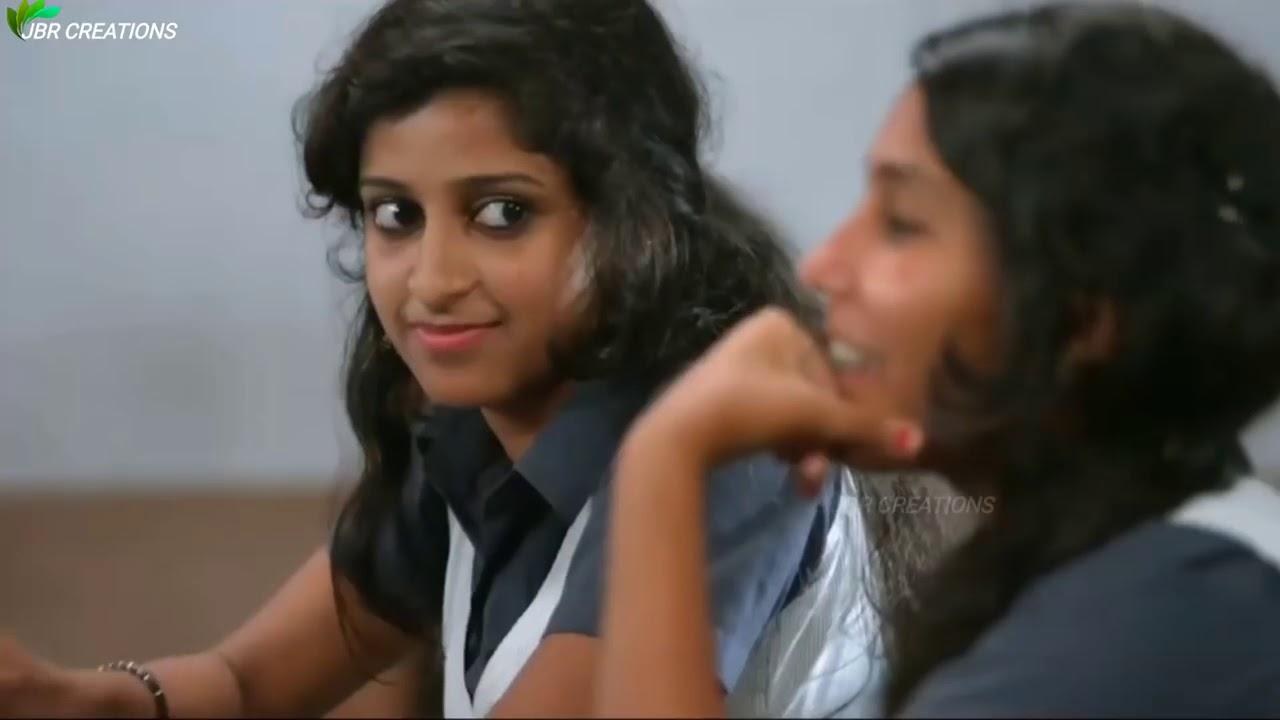 New Malayalam School Life Romantic whatsapp Status Video ...