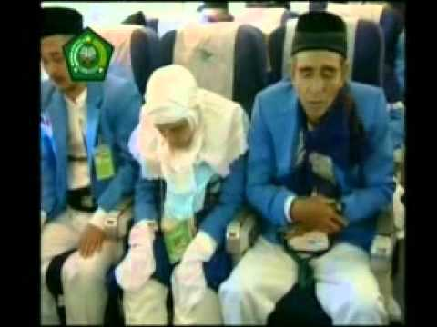 Panduan Haji [6]: Keberangkatan Jamaah Haji ke Arab Saudi (di Pesawat)