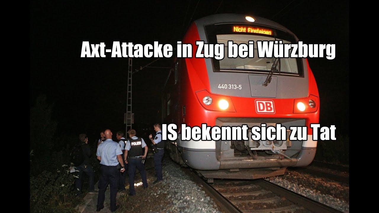 Würzburg Attacke