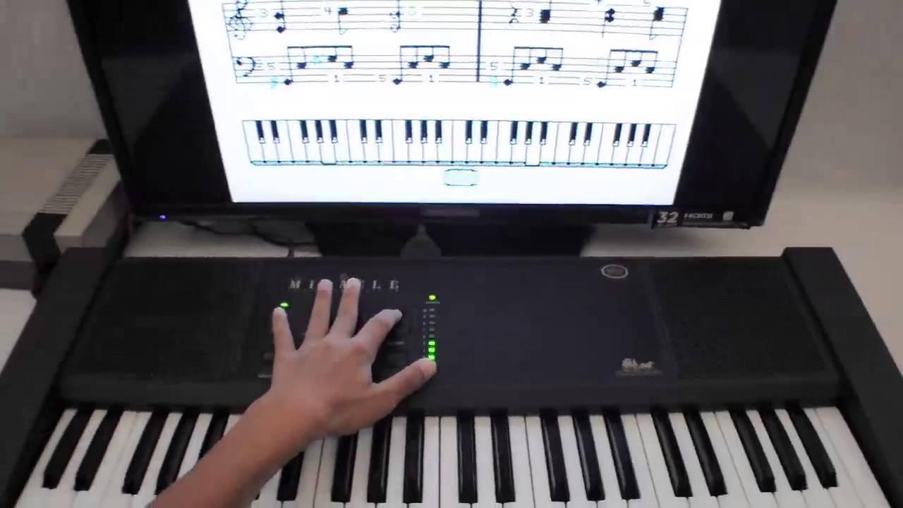 Retro Nintendo Nes The Miracle Piano Teaching System