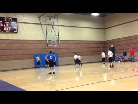 Norwalk Los Alisos Middle School Basketball