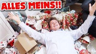 DAS sind meine Weihnachts GESCHENKE 😳