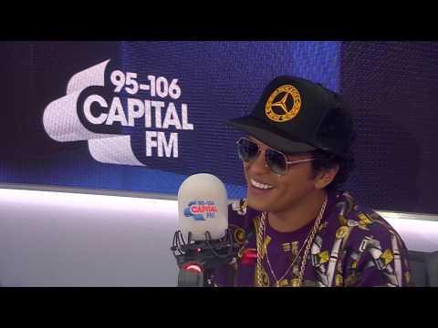 Bruno Mars Next For Carpool Karaoke?