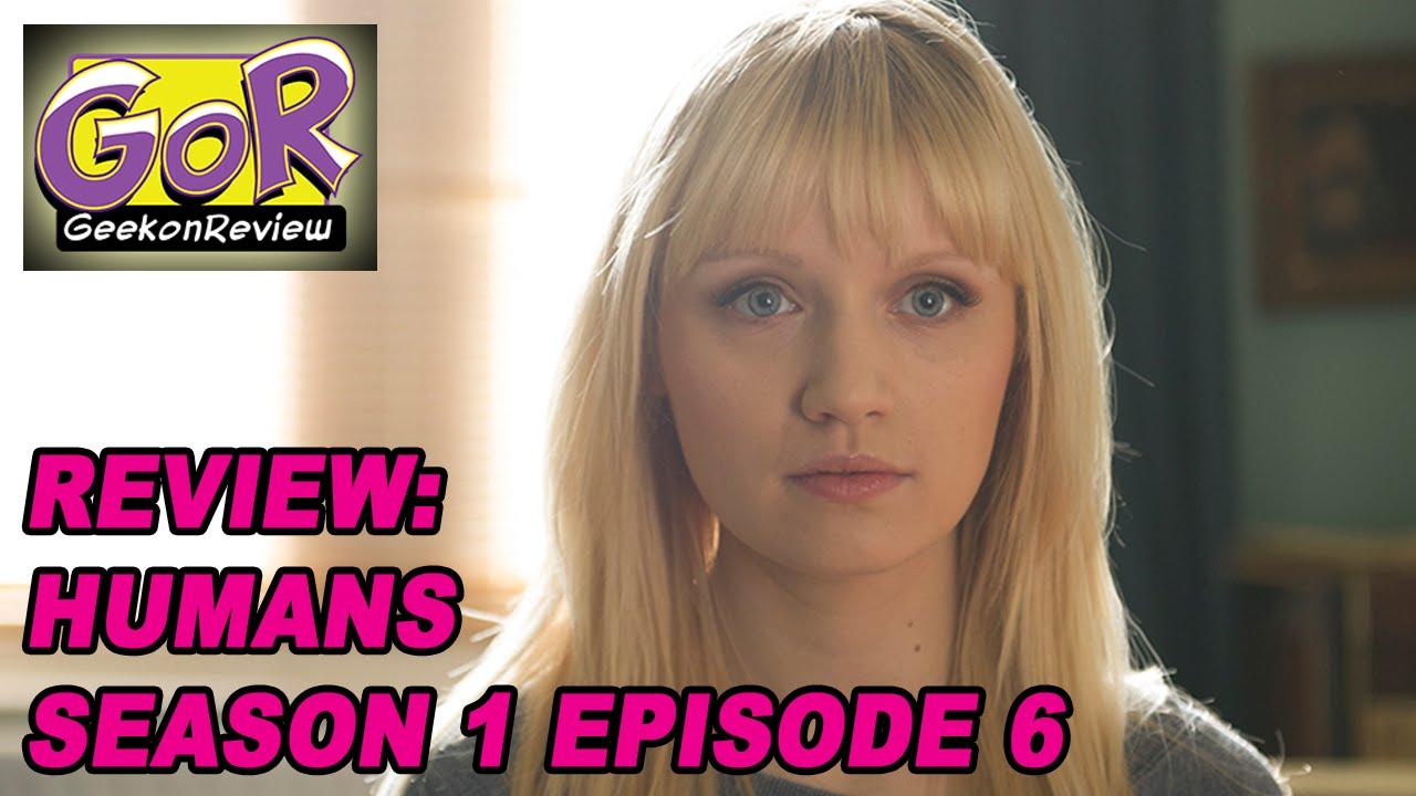 Download Review - Humans - Season 1 Episode 6