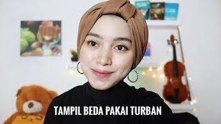 [4.01 MB] Tutorial Turban Menggunakan Hijab Segi Empat