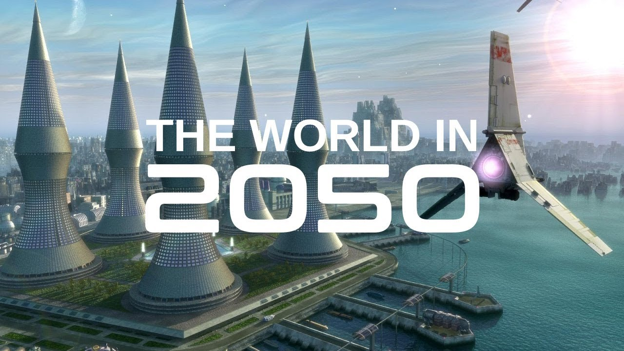 Image result for How the world will become in 2050?
