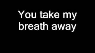 Queen - You Take My Breath Away (Lyrics)