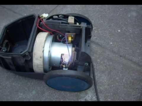 Vacuum Cleaner Motor Failure