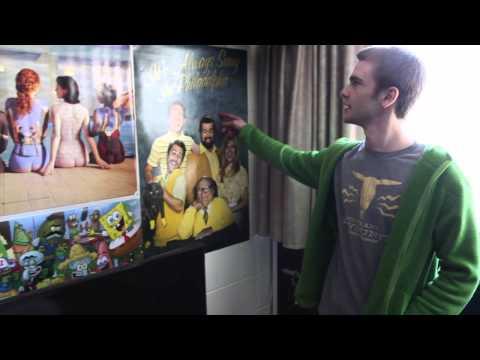 UWO Reslife Coolest Cribs Scotts Winner 2013