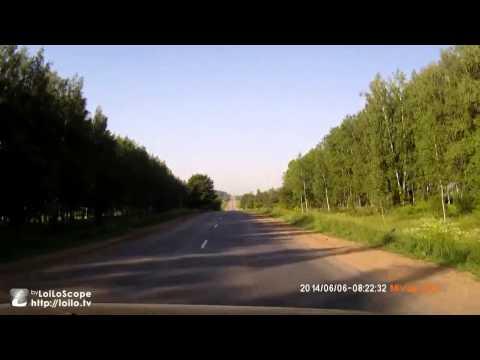 Юрьев-Польский - Палазино 6.06.14 (туда и обратно)