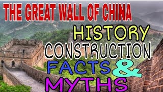 The Great Wall of China in Hindi/Urdu | Secret, hidden story behind the construction of wall