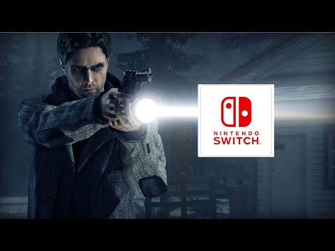 Alan Wake Remaster Coming From Virtuos Games For Nintendo Switch?