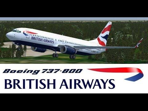 FSX Flight! Dubai To Seychelles EK 705