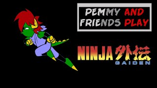 Pemmy and Friends Play Ninja Gaiden Part 6