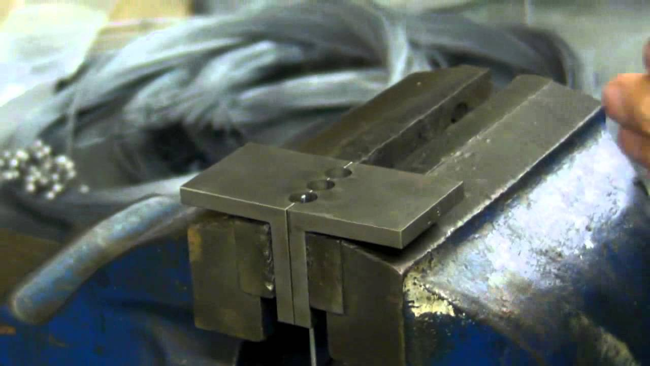 Inner wire bird caging tool VT13 - YouTube