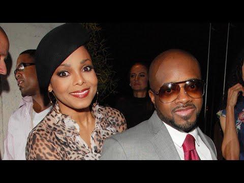 Janet Jackson 'Cuddled' With Ex Jermaine Dupri During Romantic Dinner in Atlanta