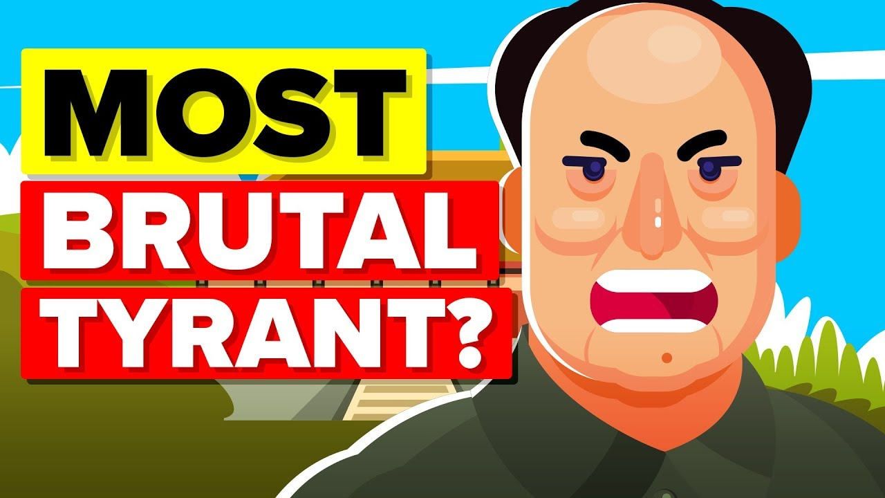 Download Why Mao Zedong Was The Most Brutal Tyrant
