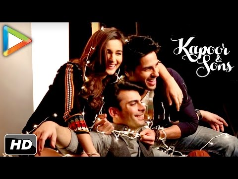 KAPOOR & SONS OFFICIAL FULL MOVIE 2016 | SIDHARTH MALHOTRA | ALIA BHATT | FAWAD KHAN