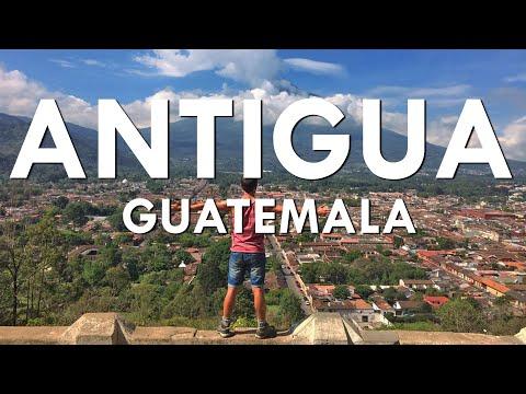 Antigua Guatemala, la ciudad más bonita - Guía Guatemala #2