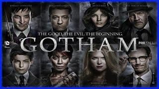 Сериал Готэм Gotham (2014)