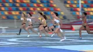 """Estela García 7""""55 60 m.l. Campeona de Cataluña"""