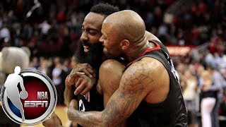 James Harden becomes first player in NBA history to record 60-point triple-double | ESPN
