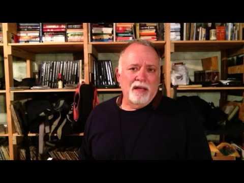 Denis DiBlasio on Jazz Ed - Dave Liebman, 4 great books!