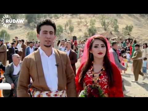 Rare traditional Kurdish wedding adds color, evokes memories among villagers