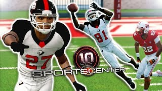 SportsCenter Worthy Catch! (Double-Header) | NCAA 14 Team Builder Dynasty Ep. 51 (S5)