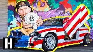 SH*TCAR Returns!! New Upgrades for our $300 BMW drift beater
