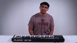 Alesis VX49 Control all of your VST's