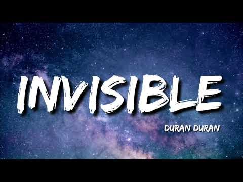 Duran-Duran-INVISIBLE-Lyrics