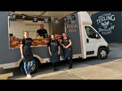 Adventure Catering - #1 Food Truck In Dublin / Ireland