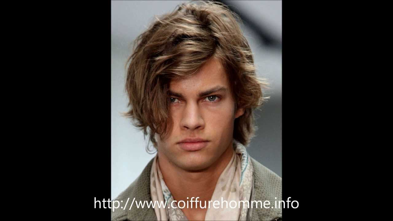 coupes de cheveux homme mi long 2014 coiffure homme mi long 2014 youtube. Black Bedroom Furniture Sets. Home Design Ideas