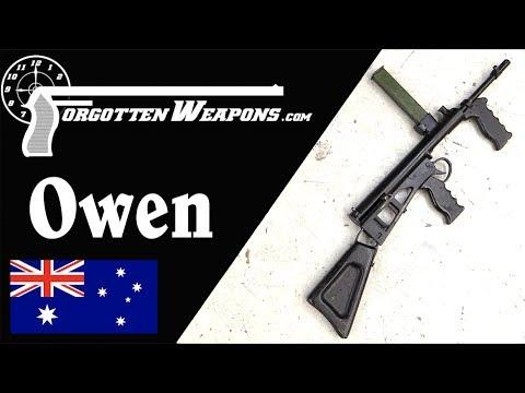 Local Boy Saves Nation: The Australian Owen SMG