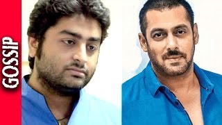 Arijit Singh To Visit Salman Khan House For Forgiveness  - Bollywood Gossip 2016