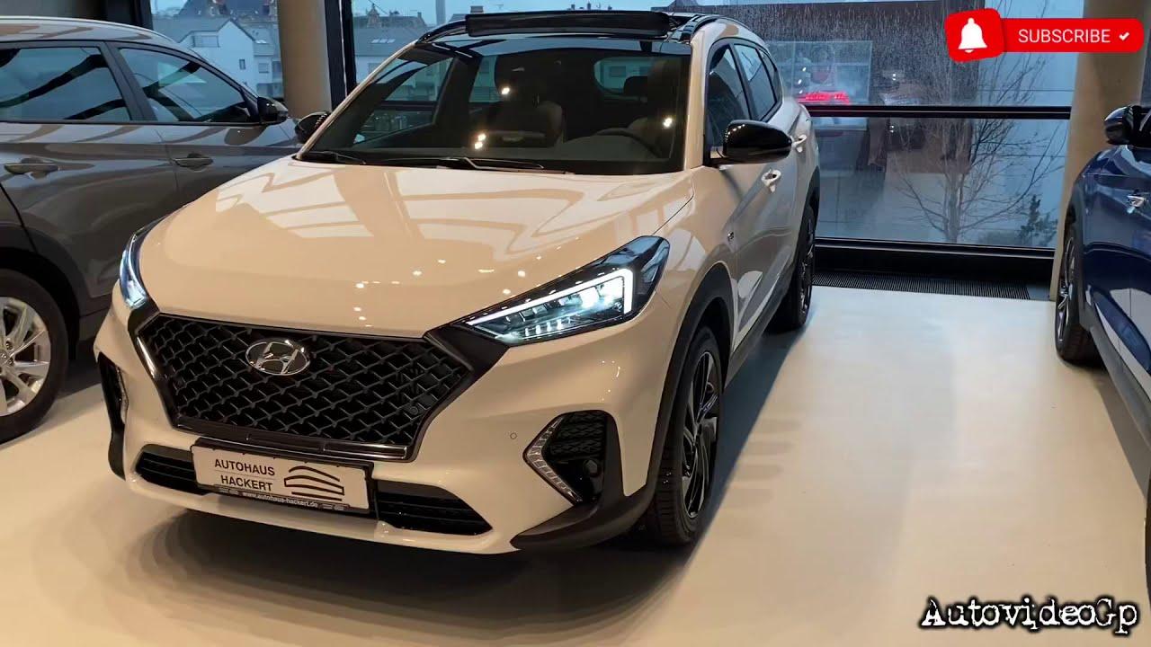 Hyundai Tucson 2020 bản N-Line