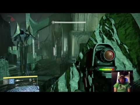 Crota's End Hard Mode SOLO with cheese attempt